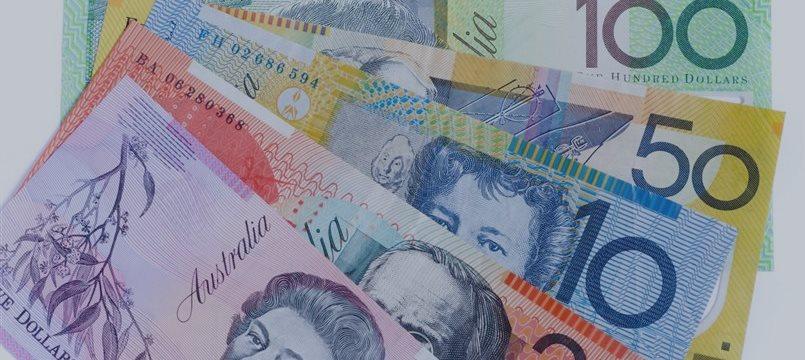 Dólar australiano interrompeu a queda. Análise Forex em 09/11/2015