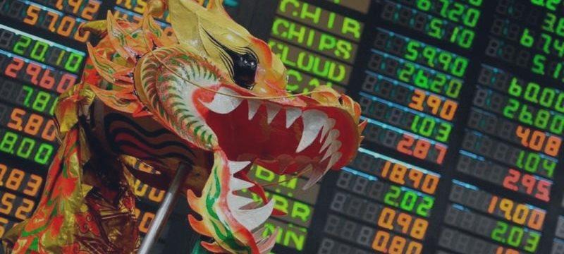 Азиатские индексы упали до месячного минимума: беспокойство о ставках нарастает