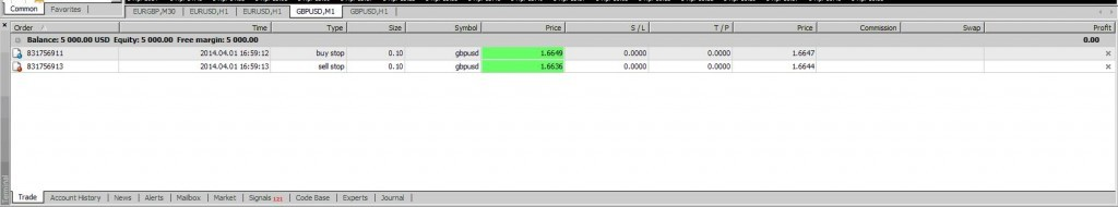 Fundamental trader metatrader 4