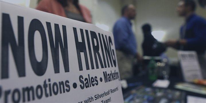 EUA geram 248 mil vagas em setembro e taxa de desemprego cai para 5,9%