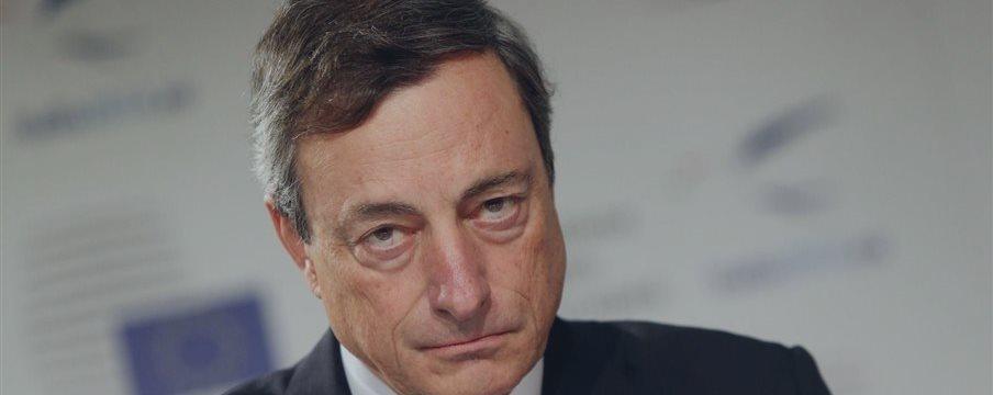 德拉基讲话拖累欧元 英镑/欧元触及三个月高位