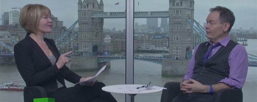 Видео: Макс Кайзер. Центробанки - это финансовые симуляторы экономики
