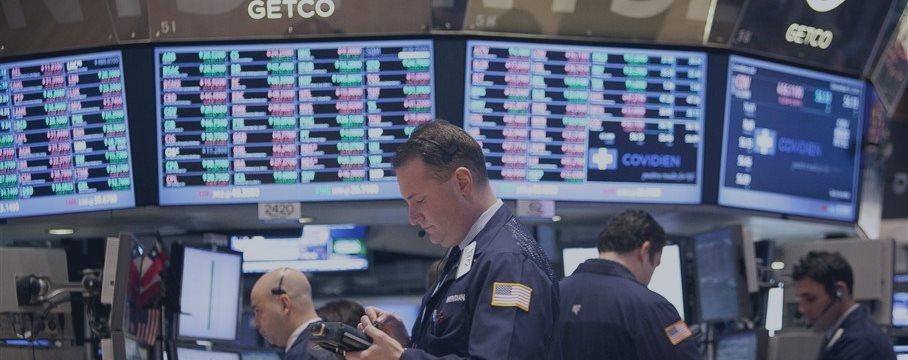 Wall Street cayó empujado por materias primas