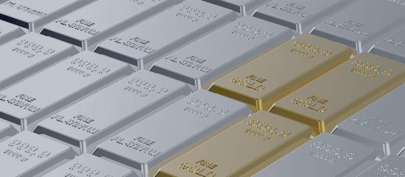 XAG/USD: драгметаллы сильно подешевели в ноябре. Торговые рекомендации