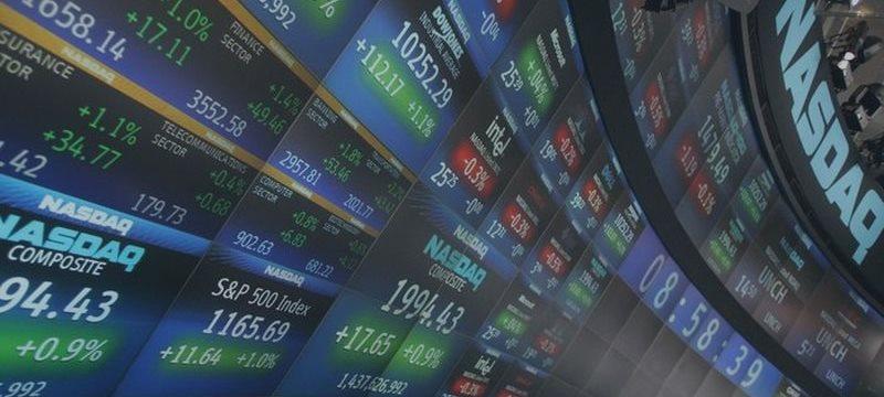 Рынки на Уолл-стрит завершили неделю сильным падением