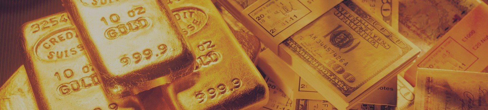 美元攀升黄金尽吐日内涨幅 金价本周前路仍坎坷
