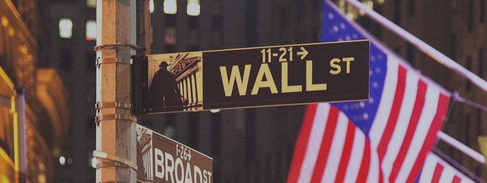 Фондовая Америка закрылась в понедельник хорошим ростом