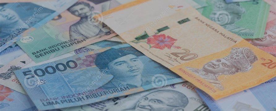 亚洲货币普遍下跌 印尼盾触及6周低点