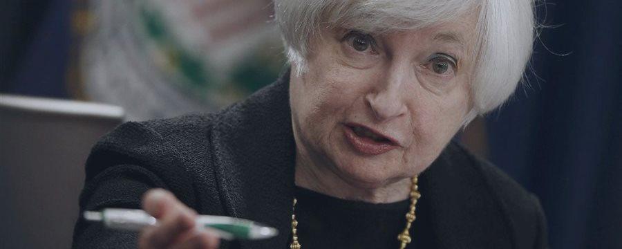 Почему Джанет Йеллен не хочет реформировать ФРС?