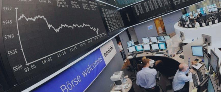 Las bolsas europeas cierran en máximos de tres meses