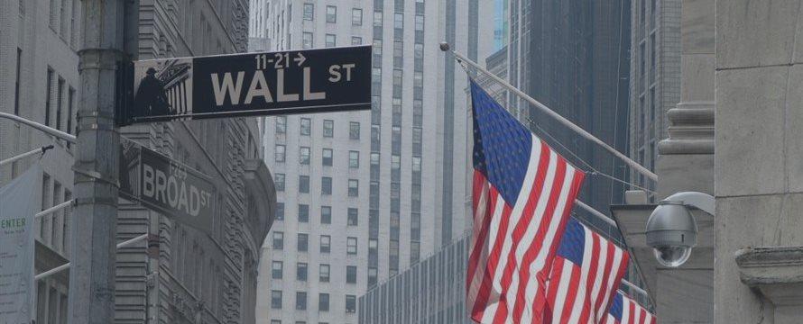 Американские фондовые индексы начали неделю падением