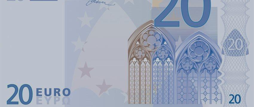 Nova nota de 20 euros entra em circulação a partir de quarta-feira