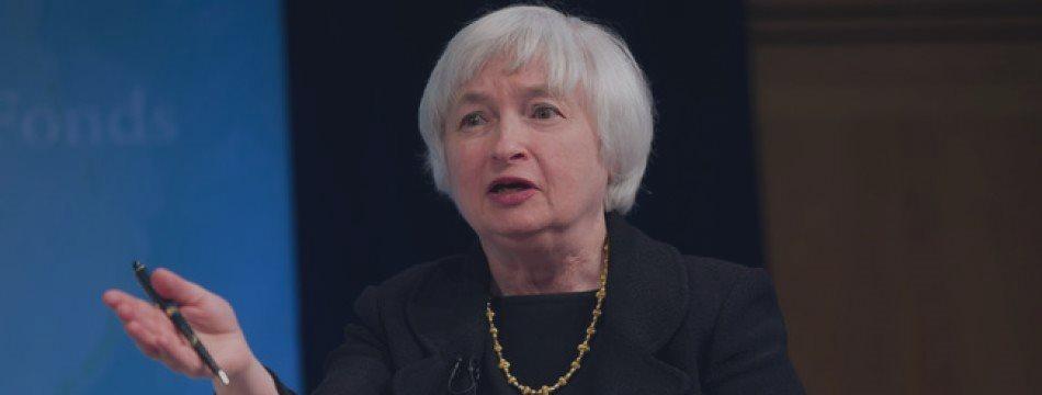 Washington Post': Janet Yellen recebe carta desaforada de ativista político