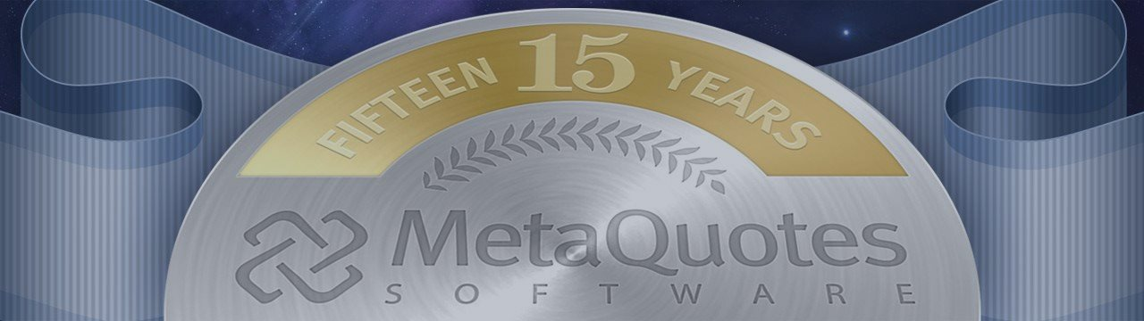 MetaQuotes Software Corp. is 15!