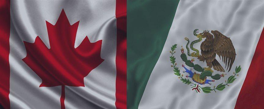 México y Canadá firman acuerdo de energías renovables.