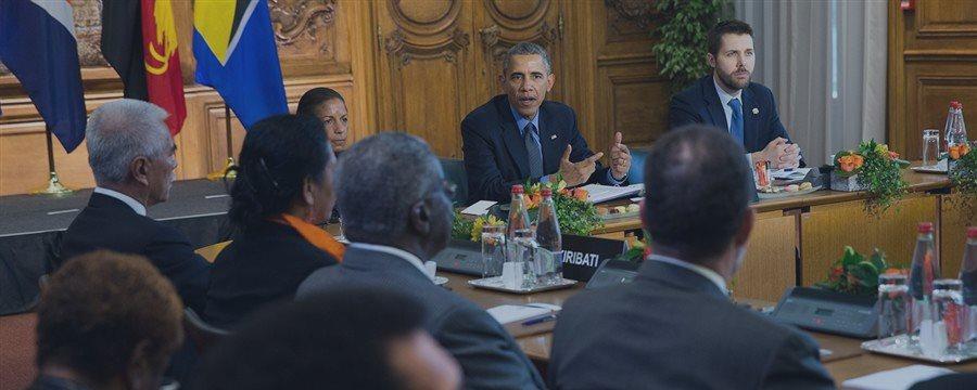 Cumbre del clima: Países reclaman impuesto al carbono