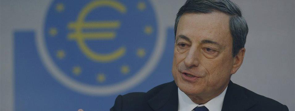 Presidente del BCE anuncia prolongación del programa de estímulos hasta 2017