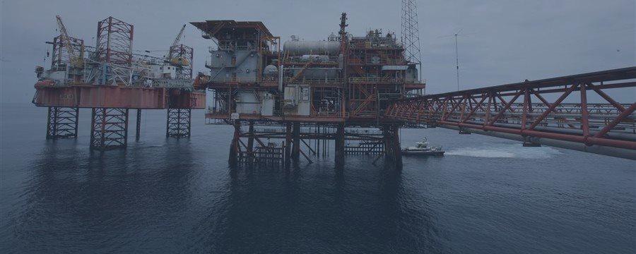 Petróleos Brent e WTI operam em baixa