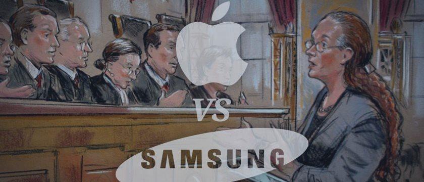 Патентные войны закончились: Samsung согласилась заплатить Apple полмиллиарда долларов