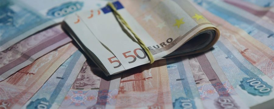 Евро вырос до 76 руб. - впервые почти за три месяца
