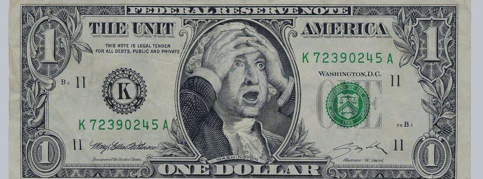Доллар достиг 7-недельных минимумов в ожидании заседания ФРС