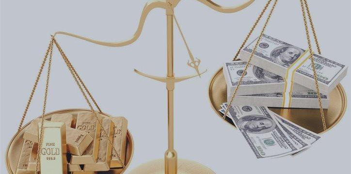 美元回撤带动黄金反弹