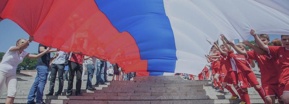 Россия поднялась на 8 позиций в рейтинге конкурентоспособных государств