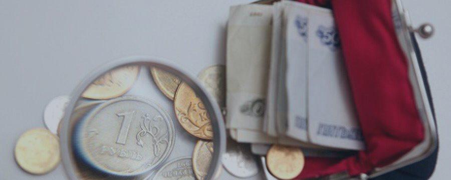 Реальные доходы в РФ за январь упали на 6,3%