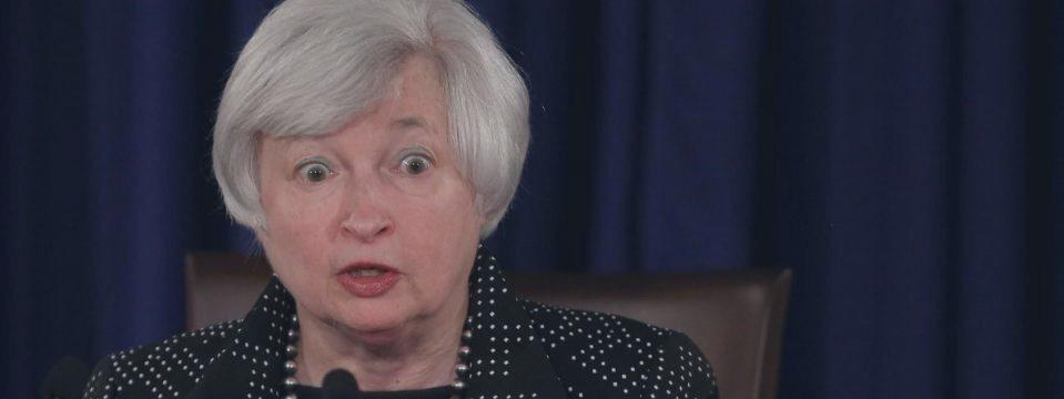 Yellen Dropped U.S. Dollar Again
