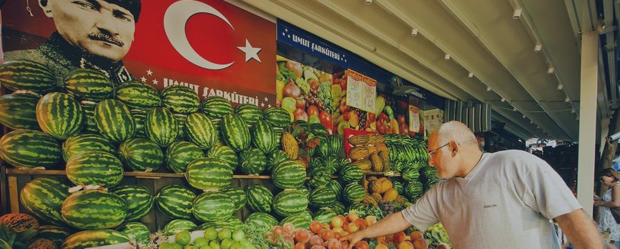 Россельхознадзор может ввести эмбарго на турецкие продукты растениеводства