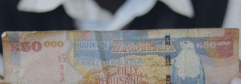 Самой выгодной валютой 2016 года Bloomberg назвал замбийскую квачу