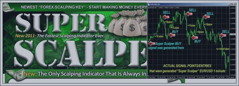 Forex Super Scalper - Start make money every 3 Minutes !