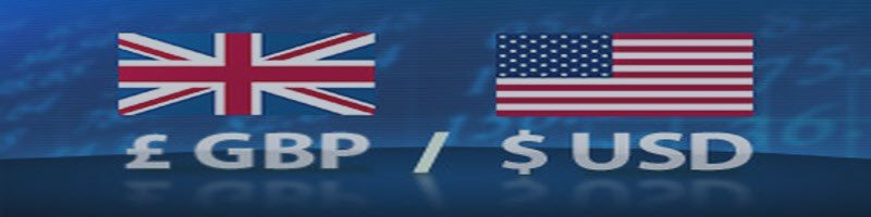 GBP/USD Fades a Spike to 1.4640, US PMI in Focus