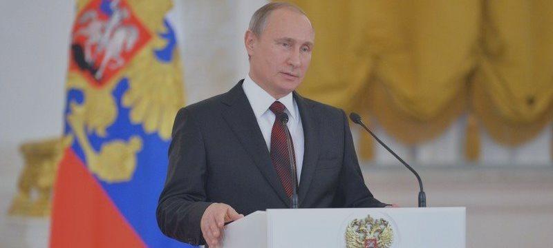 Путин занял шестую строчку в топ-10 самых уважаемых людей мира