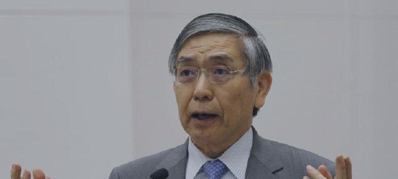 Kuroda Told About Benefits of Negative Rates