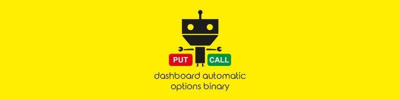 Binary options dashboard