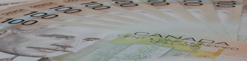 USD/CAD Reversing Early Gains, Dips Back Below 1.2950