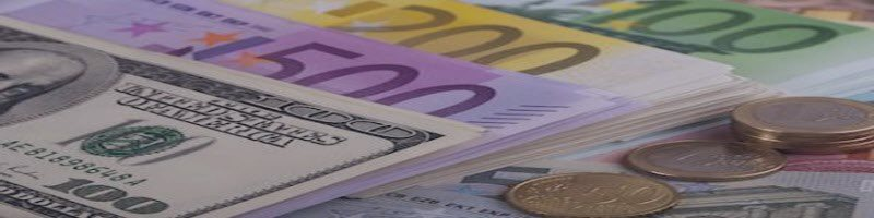 EUR/USD Around 1.1350 ahead of German, EMU Data