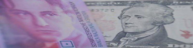 USD/CHF Suppressed Below 0.9600 at Fresh 5-Week Low