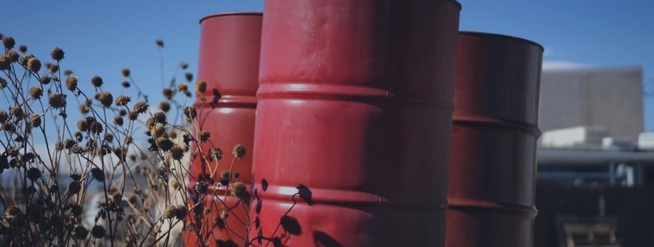 Нефть WTI упала до двухмесячных минимумов