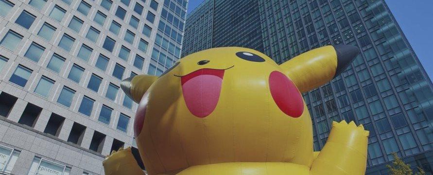 Нелегальные скачивания Pokemon Go в РФ отложили официальный релиз игры