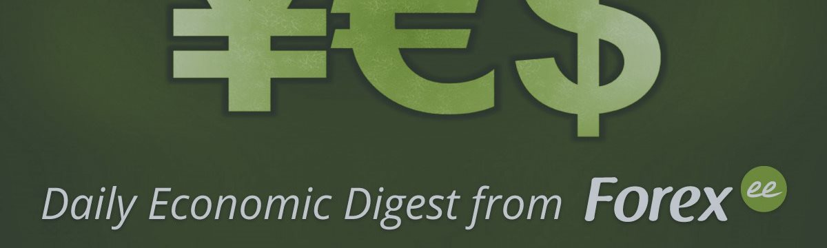 Forex.ee: Daily economic news digest
