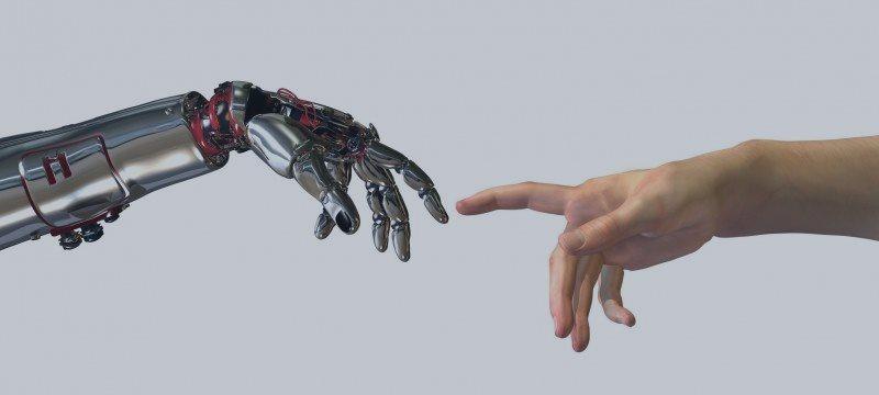 Психология будущего - роботы и люди.