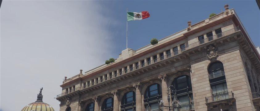 Las reservas de México descendieron 213 millones de dólares