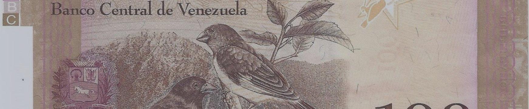 Выдачу наличных в Венесуэле ограничили пятью долларами в день