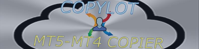 Exp Copylot Копировщик МТ4 и МТ5