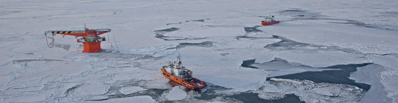 Обама заблокирует разработку месторождений нефти в Арктике и Атлантике