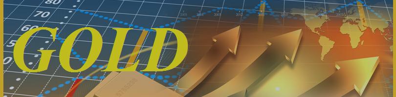 XAU/USD: цена на золото растет