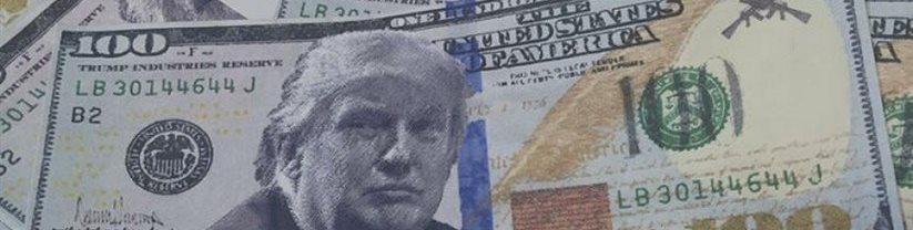 Доллар остается под давлением от политики Трампа