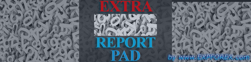 Extra Report Pad - a professional solution for the analysis of your trading account